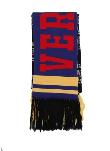 Versace Atkı Renkli
